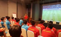 HLV Hoàng Anh Tuấn không cho phép học trò run sợ trước U20 Pháp