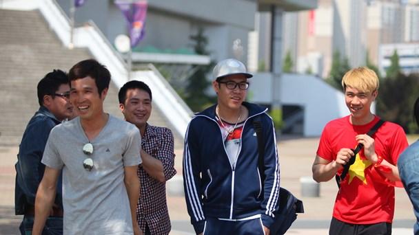 Những công nhân lao động VN tại Hàn Quốc. Ảnh: Đăng Huỳnh