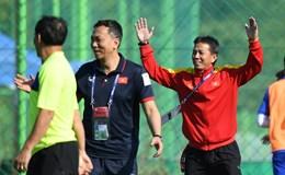 Chùm ảnh: U20 Việt Nam xả stress trước cuộc đấu U20 Honduras