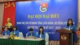 Tham luận sôi nổi tại Đại hội Đoàn TNCS Hồ Chí Minh Tổng LĐLĐ Việt Nam