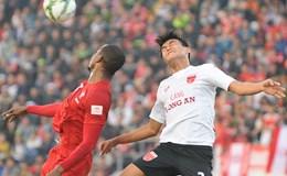 """Vòng 15 V.League 2017: Tâm điểm ở """"chảo lửa"""" Lạch Tray"""