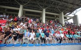 Tiền vệ Thành Lương mê mẩn sự cuồng nhiệt của dân làng bún Phú Đô