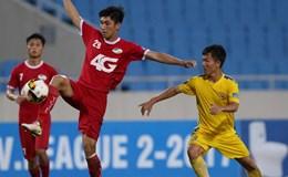 Tuyển thủ U20 giúp Viettel có được 1 điểm