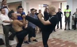 Giới võ thuật phản ứng vì trận đấu của võ sư Đoàn Bảo Châu và Flores phô trương quá đà
