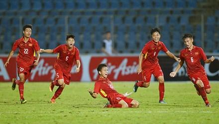 Hạ U15 Australia, U15 Việt Nam hẹn người Thái ở chung kết Đông Nam Á 2017