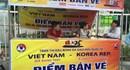 Vé trận U22 Việt Nam – Tuyển ngôi sao K.League ế ẩm