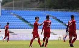 U22 Việt Nam sử dụng 2 đội hình trước đội hạng 3 Hàn Quốc