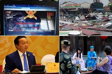 Nóng 24H: Sân bay bị hacker chèn thông tin bẩn, Formosa chuyển 250 triệu USD bồi thường