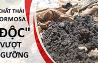 Chất Độc xyanua vượt ngưỡng trong rác thải của Formosa