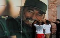 Những hình ảnh trong lễ mừng sinh nhật cuối cùng của lãnh tụ Fidel Castro