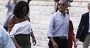 Vợ chồng Obama bay phi cơ riêng đi nghỉ xa hoa ở Italy nóng nhất hôm nay