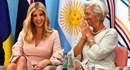 Nóng nhất hôm nay: Tranh cãi chuyện Ivanka Trump  thế chỗ cha dự họp tại G20