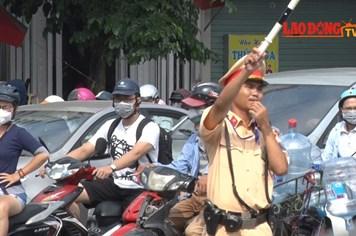 Nam cảnh sát giao thông trải lòng về những ám ảnh trong nghề