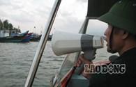 Bão số 12: Quảng Nam còn 78 tàu với 2.106 ngư dân trên biển