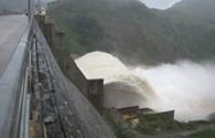 Quảng Nam: Mưa to, các thủy điện xả lũ, nước trên các sông lên nhanh