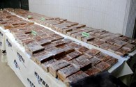 Việt Nam đang điều tra vụ vận chuyển 229kg heroin