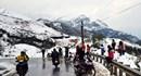 Sa Pa thiệt hại 5 tỉ đồng do mưa tuyết