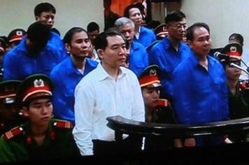 Xét xử phúc thẩm vụ án Vinalines: Dương Chí Dũng, Mai Văn Phúc đổ tội cho nhau