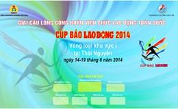 Marquette banner, backdrop cho vòng Bảng tại Thái Nguyên