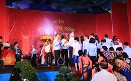 TP.HCM tưng bừng lễ hội liên hoan các dòng họ 2017