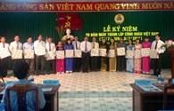 Tổ chức trọng thể lễ kỷ niệm 85 năm ngày thành lập Công đoàn Việt Nam