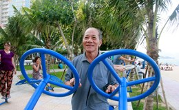 Bãi biển Nha Trang - điểm hẹn thư thái cuối tuần