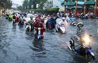 Sài Gòn có thể bị ngập dịp Giáng sinh