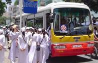 Xe buýt dành riêng cho nữ giới sẽ thí điểm tại Hà Nội từ đầu năm 2015