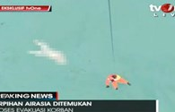 Nóng: Đã vớt được hơn 40 thi thể nạn nhân chuyến bay QZ8501 trên biển
