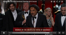 Video: Những khoảnh khắc thú vị nhất trong Lễ trao giải Oscars 2015
