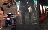 Yêu, cãi nhau và lột đồ giữa chốn công cộng để chứng minh?