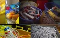 Rác thải y tế độc hại có thể để sản xuất thìa nhựa, ống hút!