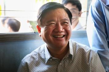 """Mục tiêu 4 chữ mang phong cách Đinh La Thăng """"Vì dân - Hành Động"""""""