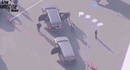 Trực thăng bám theo đoàn xe chở giám đốc FBI bị sa thải ra sân bay