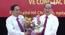 Đồng chí Nguyễn Thiện Nhân nói gì khi trở thành Bí thư Thành ủy TPHCM