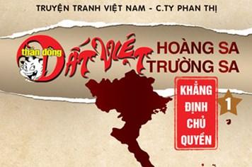 Truyện tranh Việt Nam khiến báo Trung Quốc e ngại