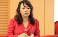 Bộ trưởng Bộ Y tế Nguyễn Thị Kim Tiến: Tôi đã stress suốt mấy tuần qua
