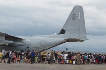 Tháo chạy khỏi địa ngục Tacloban