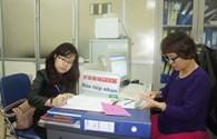 """Chương trình """"Tấm lưới nghĩa tình vì ngư dân Hoàng Sa, Trường Sa"""": CĐ TCty Vận tải Hà Nội ủng hộ hơn 16.000.000 đồng"""