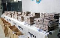 Tạm đình chỉ 4 cán bộ an ninh Tân Sơn Nhất vụ 229 kg heroin