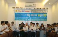 Trường đại học LĐXH (CSII), nhắn tin ủng hộ ngư dân Trường Sa, Hoàng Sa