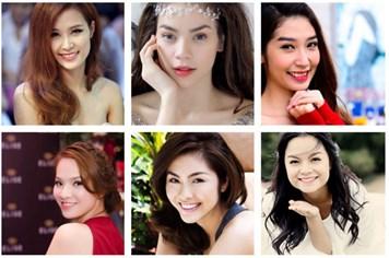 """Những """"mỹ nhân"""" hạnh phúc nhất showbiz Việt mùa Valentine 2014"""