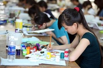 Tuyển sinh ĐH, CĐ 2014: Đề án tuyển sinh riêng của Trường CĐ Văn hóa nghệ thuật và du lịch Sài Gòn