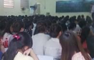 Tuyển sinh ĐH, CĐ 2014: Đình chỉ trung tâm luyện thi đại học 'bao đậu' 50 triệu đồng