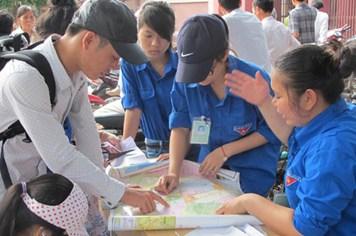 TP.Hồ Chí Minh: Vận động hơn 50.000 chỗ trọ cho thí sinh thi đại học