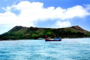 Hỗ trợ 100% vốn đầu tư vũng neo đậu tàu thuyền tại Lý Sơn
