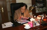 Nguyên Phó Chủ tịch Nước Nguyễn Thị Bình: Tuổi 90 bận rộn  việc nhà, việc xã hội