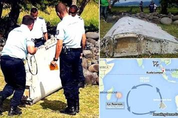 Phát hiện mảnh vỡ máy bay nghi thuộc MH370: Sẽ khởi động cuộc tìm kiếm quy mô lớn