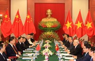 Việt-Trung tăng cường tin cậy chính trị, hợp tác, kiểm soát bất đồng