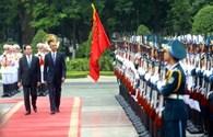"""Quan hệ đối tác Mỹ - Việt: Mạnh mẽ, bền bỉ như """"tinh thần hoa sen"""""""